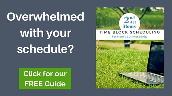 Time block schedule